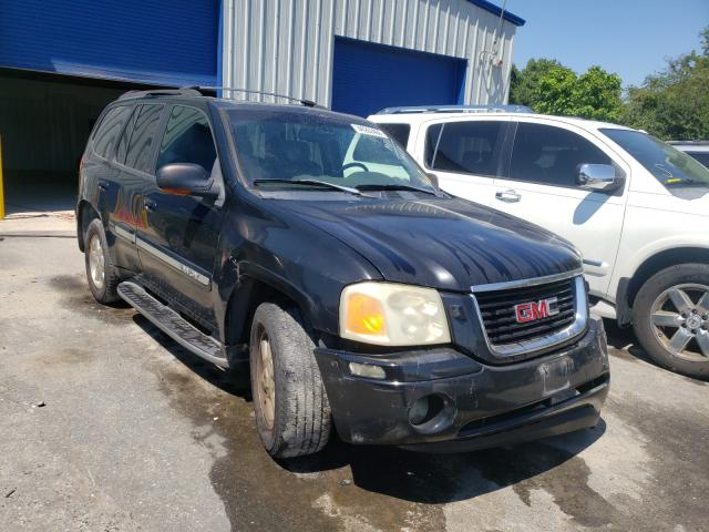 GMC Envoy salvage cars for sale: 2002 GMC Envoy