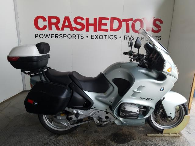 BMW R1100 RT salvage cars for sale: 1996 BMW R1100 RT