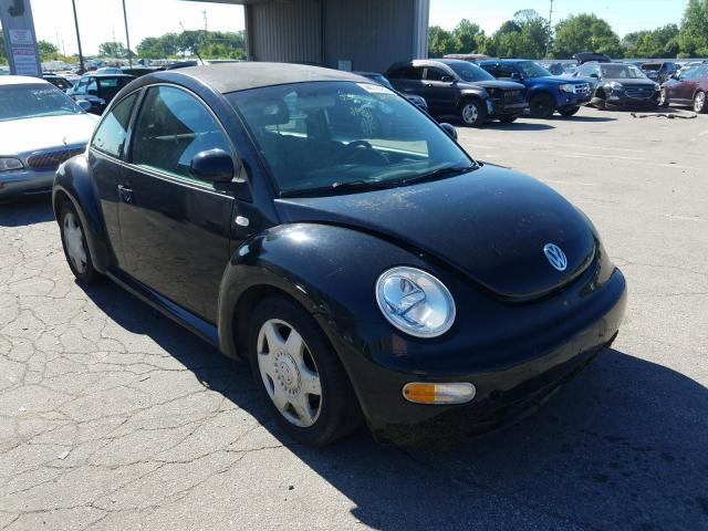 Salvage cars for sale from Copart Fort Wayne, IN: 1999 Volkswagen New Beetle