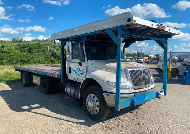 International 4000 4400 salvage cars for sale: 2007 International 4000 4400