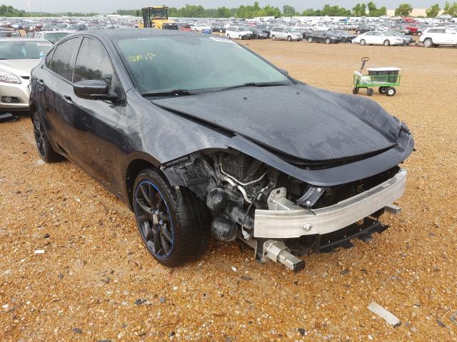 Salvage cars for sale from Copart Bridgeton, MO: 2013 Dodge Dart SXT