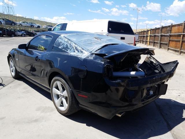 купить 2014 FORD MUSTANG GT 1ZVBP8CF2E5243531