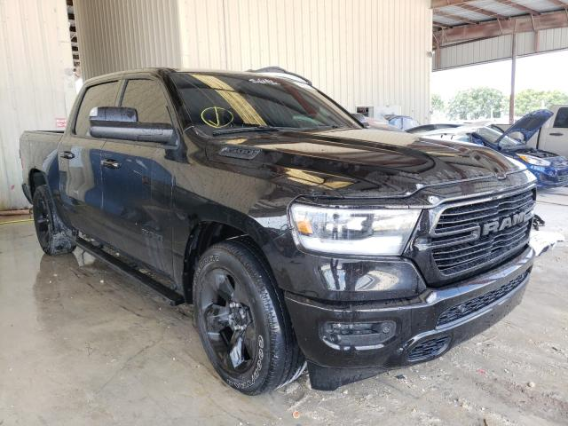 Salvage cars for sale from Copart Homestead, FL: 2019 Dodge RAM 1500 BIG H