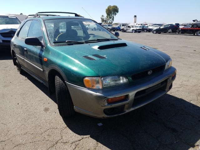 Salvage cars for sale from Copart Martinez, CA: 1997 Subaru Impreza OU