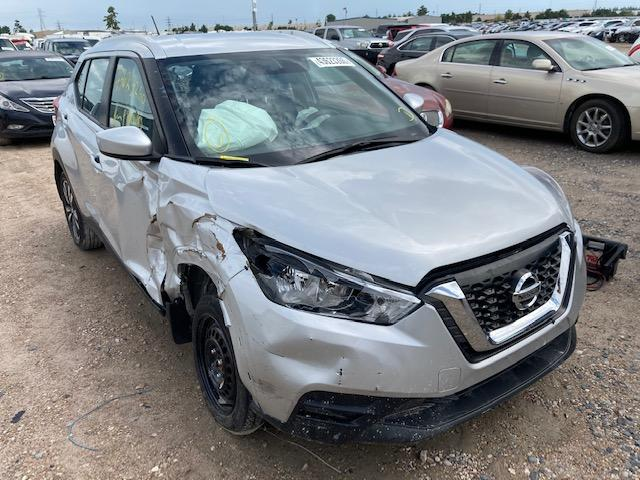 Vehiculos salvage en venta de Copart Houston, TX: 2018 Nissan Kicks S