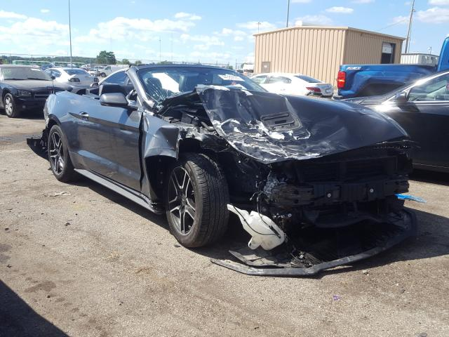 1FATP8UH6K5149001 2019 FORD MUSTANG