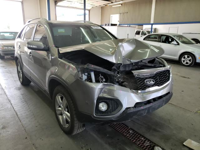 KIA salvage cars for sale: 2012 KIA Sorento EX