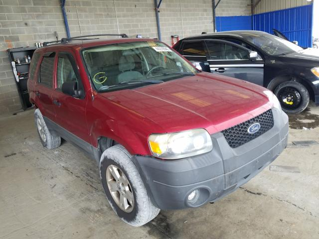 Salvage cars for sale from Copart Cartersville, GA: 2006 Ford Escape XLT
