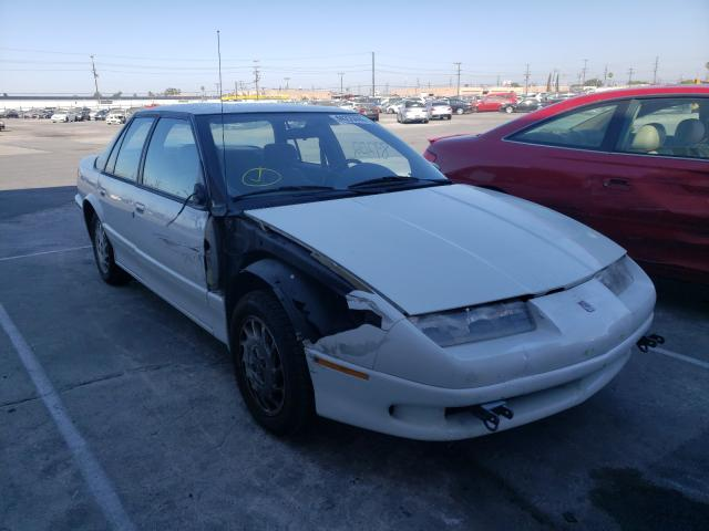 Salvage cars for sale from Copart Sun Valley, CA: 1995 Saturn SL2