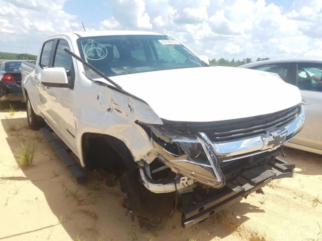 Salvage cars for sale from Copart Gaston, SC: 2017 Chevrolet Colorado L