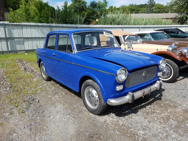 Fiat salvage cars for sale: 1964 Fiat 1100