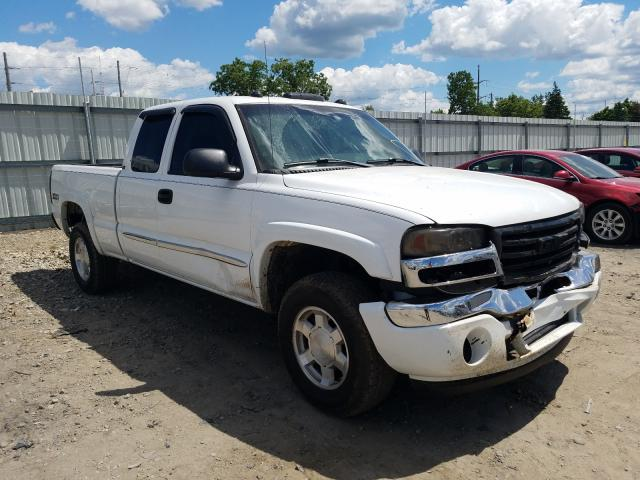 GMC New Sierra salvage cars for sale: 2006 GMC New Sierra