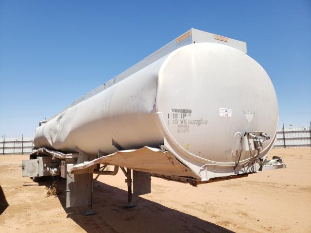 Fruehauf salvage cars for sale: 1989 Fruehauf Tanker