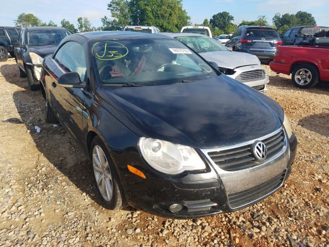 Volkswagen EOS 2.0T L salvage cars for sale: 2007 Volkswagen EOS 2.0T L