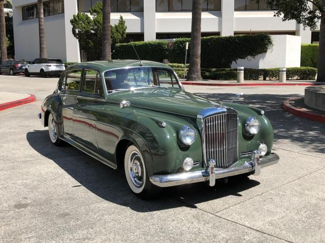 Bentley Vehiculos salvage en venta: 1958 Bentley S1