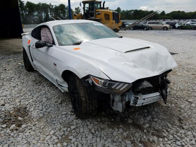 Salvage cars for sale from Copart Cartersville, GA: 2017 Ford Mustang
