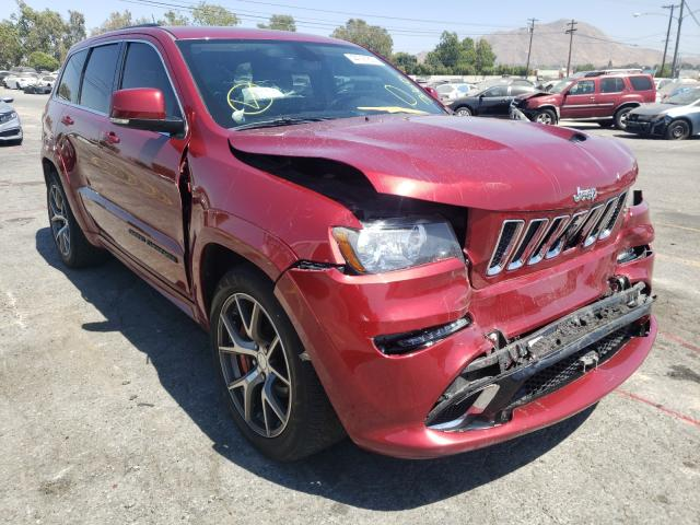 Salvage cars for sale from Copart Colton, CA: 2012 Jeep Grand Cherokee