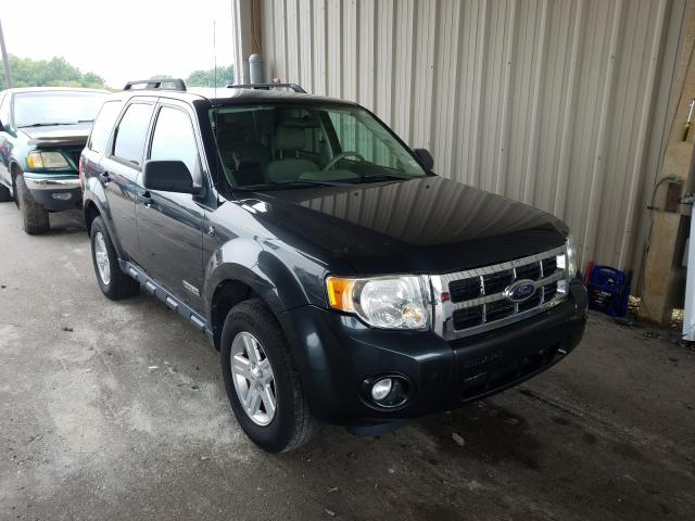 Ford salvage cars for sale: 2008 Ford Escape HEV