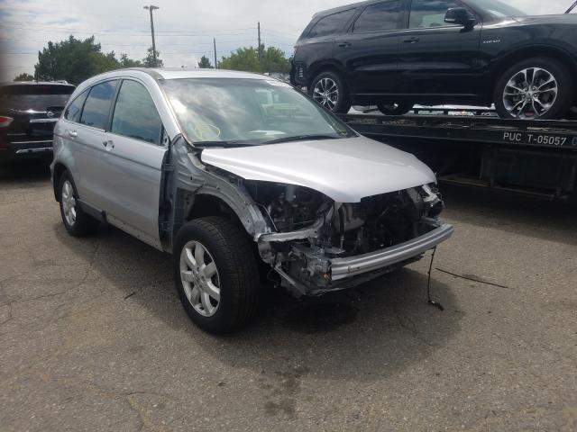 Honda CR-V EXL salvage cars for sale: 2009 Honda CR-V EXL