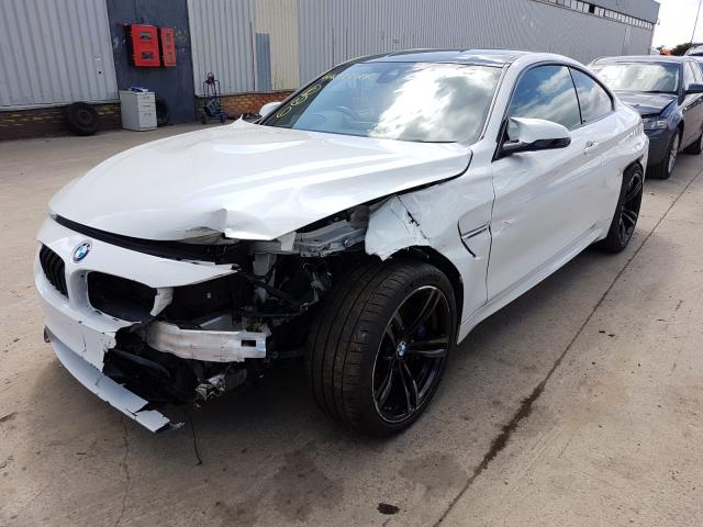 BMW M4 S-A - 2015 rok