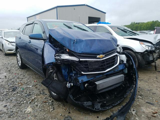 Salvage cars for sale from Copart Louisville, KY: 2020 Chevrolet Equinox LT