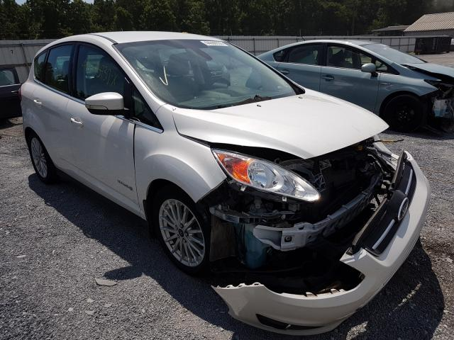 Ford salvage cars for sale: 2015 Ford C-MAX SEL