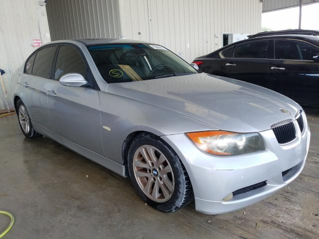 BMW 325 I Automatic salvage cars for sale: 2006 BMW 325 I Automatic