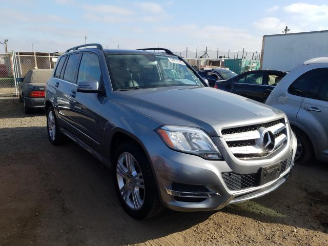 Salvage cars for sale from Copart San Martin, CA: 2013 Mercedes-Benz GLK 350