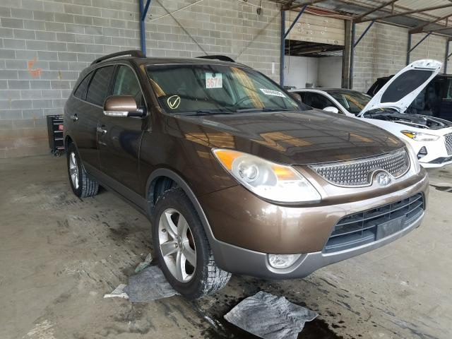 Hyundai Veracruz G salvage cars for sale: 2011 Hyundai Veracruz G