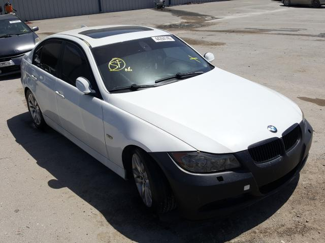 Salvage cars for sale from Copart Apopka, FL: 2006 BMW 325 I