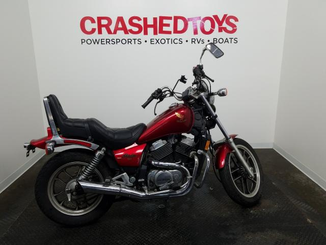 Honda VT500 C salvage cars for sale: 1985 Honda VT500 C