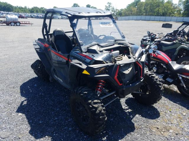 Salvage cars for sale from Copart Grantville, PA: 2019 Polaris RZR S 1000