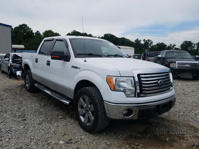 Salvage cars for sale from Copart Ellenwood, GA: 2009 Ford F150