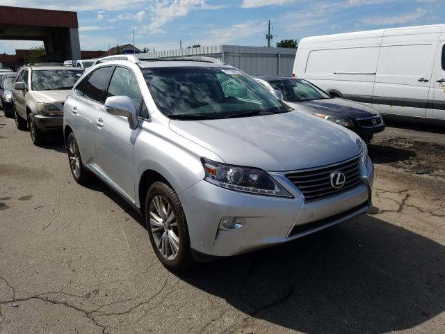 Lexus RX 350 Base salvage cars for sale: 2014 Lexus RX 350 Base