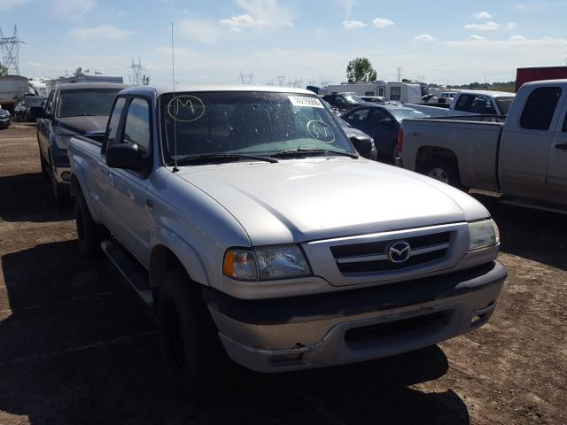 Mazda salvage cars for sale: 2003 Mazda B4000 Cab