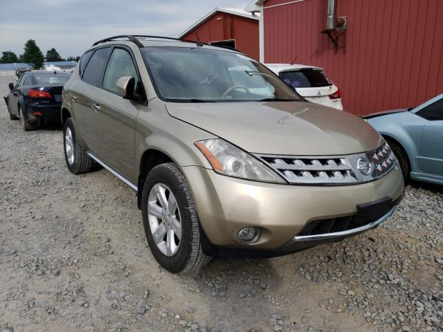 2007 Nissan Murano SL for sale in Ebensburg, PA