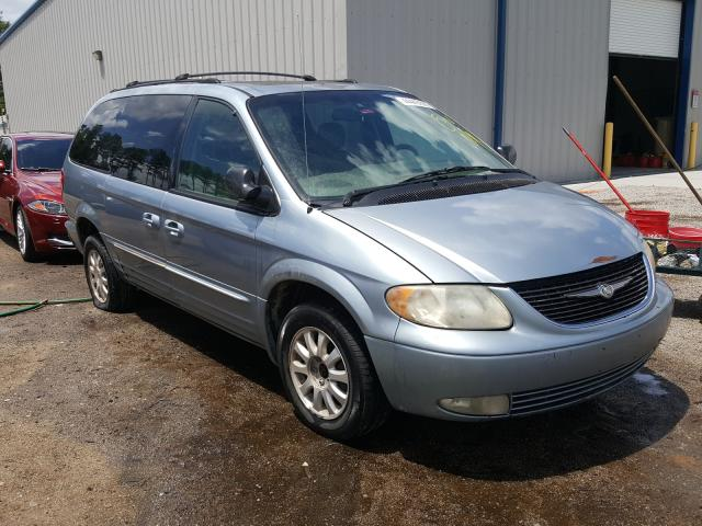 2003 Chrysler Town & Country for sale in Harleyville, SC