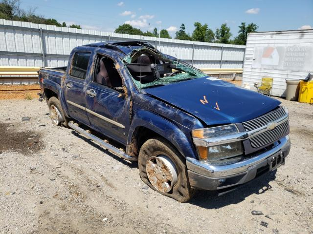 Salvage cars for sale from Copart Chatham, VA: 2006 Chevrolet Colorado