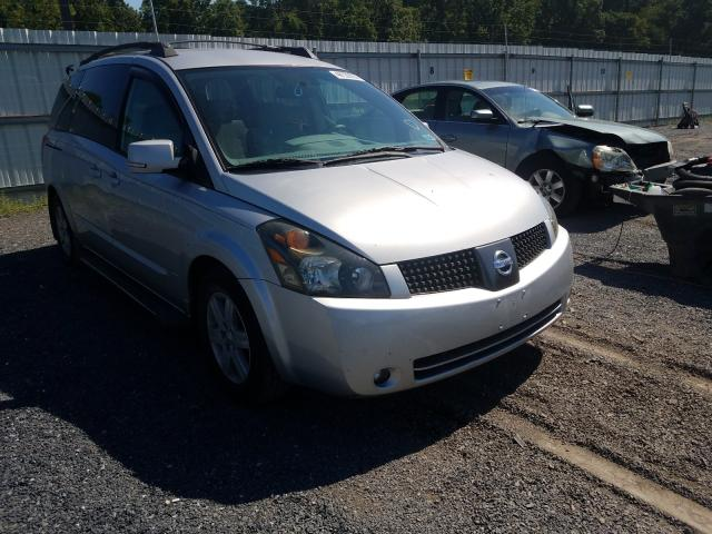 Nissan Quest S salvage cars for sale: 2004 Nissan Quest S