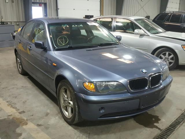 2003 BMW 325 XI en venta en West Mifflin, PA