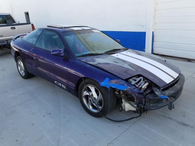 Salvage cars for sale from Copart Farr West, UT: 1997 Ford Probe GT