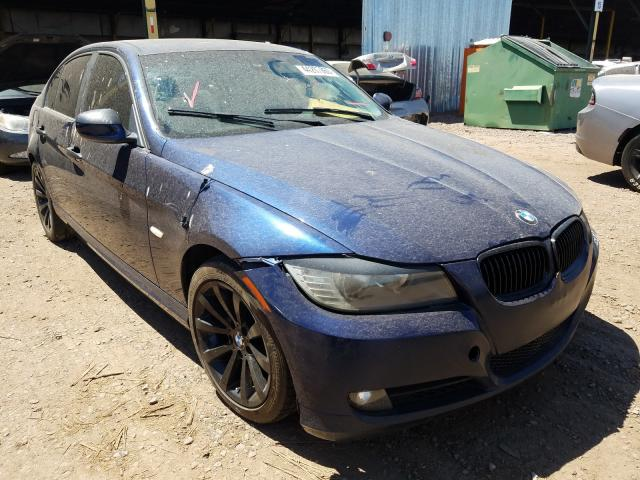 BMW salvage cars for sale: 2011 BMW 328 I