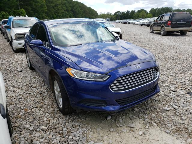 2016 Ford Fusion Se 1.5L, VIN: 3FA6P0HD9GR274522