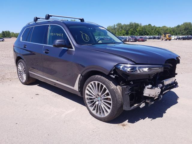 2020 BMW X7 XDRIVE4 en venta en Central Square, NY