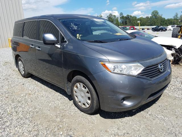 Nissan Quest S salvage cars for sale: 2014 Nissan Quest S