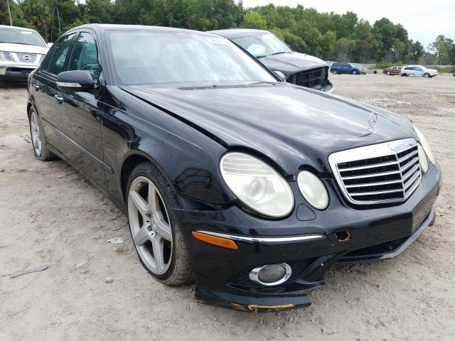 Vehiculos salvage en venta de Copart Riverview, FL: 2009 Mercedes-Benz E 350