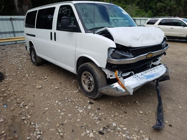 Vehiculos salvage en venta de Copart Riverview, FL: 2019 Chevrolet Express G3