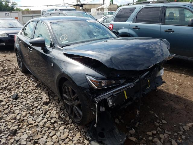 Salvage cars for sale from Copart Marlboro, NY: 2017 Lexus IS 350
