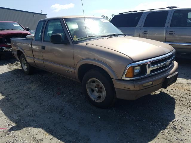 Chevrolet S Truck S1 salvage cars for sale: 1997 Chevrolet S Truck S1