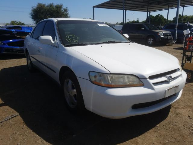 Honda Accord LX salvage cars for sale: 1999 Honda Accord LX